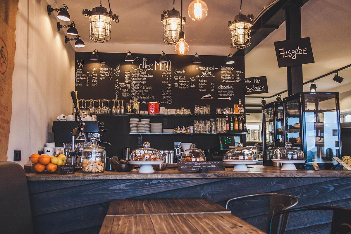 Cafés auf Sylt: Kaffeerösterei in Rantum
