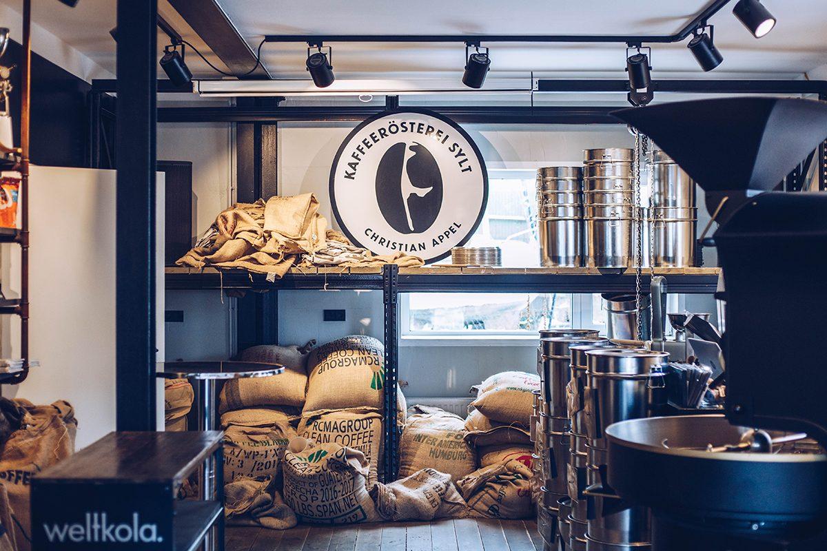 Kaffeerösterei Sylt: Aus Leidenschaft für richtig guten Kaffee
