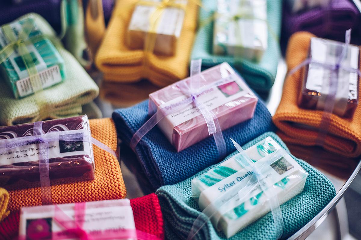 Zu Besuch in der Sylter Seifen Manufaktur in Morsum