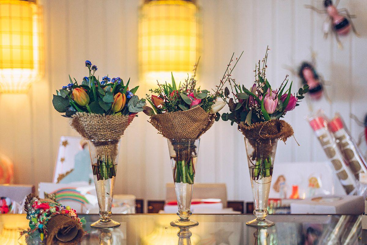 Alte Wäscherei: Der etwas andere Blumenladen