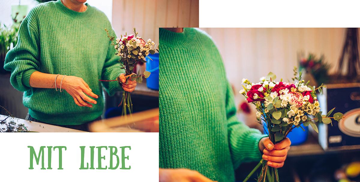 Alte Wäscherei: Der etwas andere Blumenladen in Westerland auf Sylt