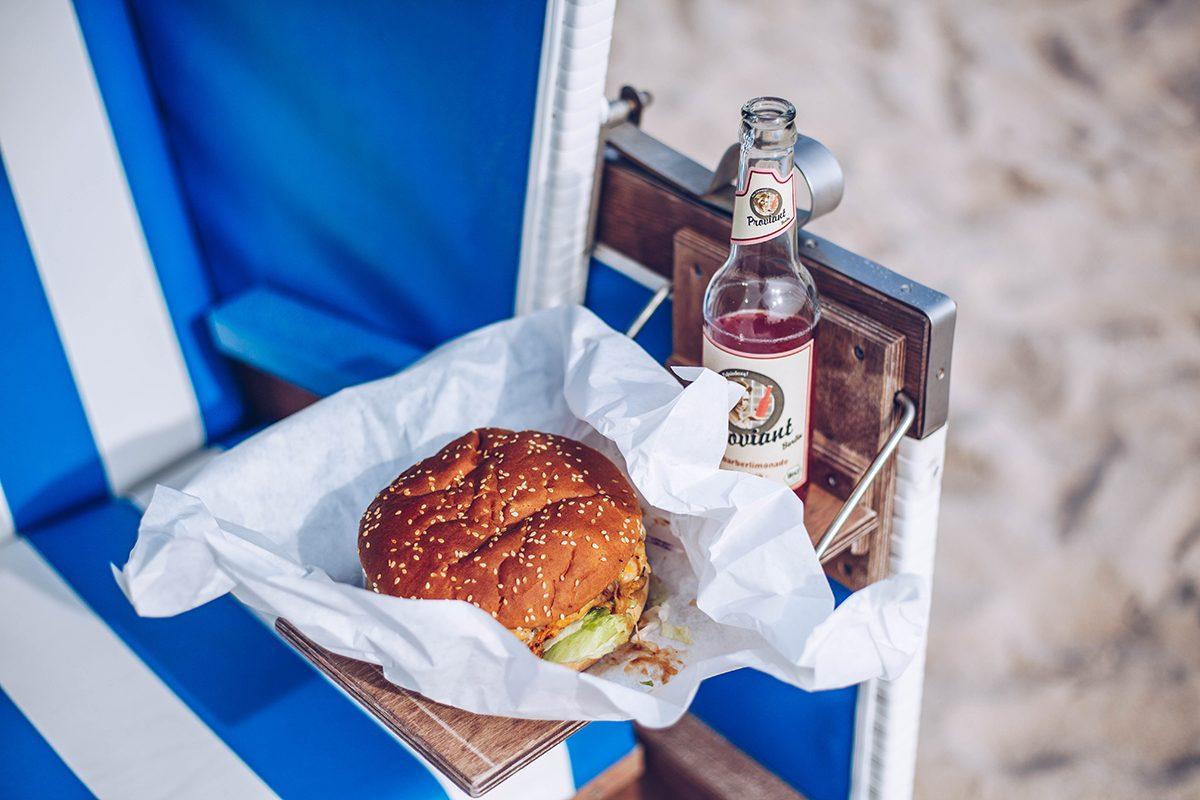 Beach Box: Die vielleicht besten Burger Sylts