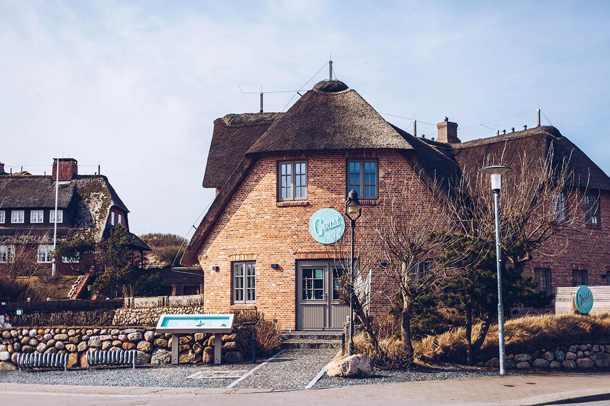 Kreative Küche mit regionalen Produkten, ungezwungenes Ambiente und stylisches Interieur: Das Coast in Rantum gehört zu meinen Lieblingsrestaurants auf Sylt