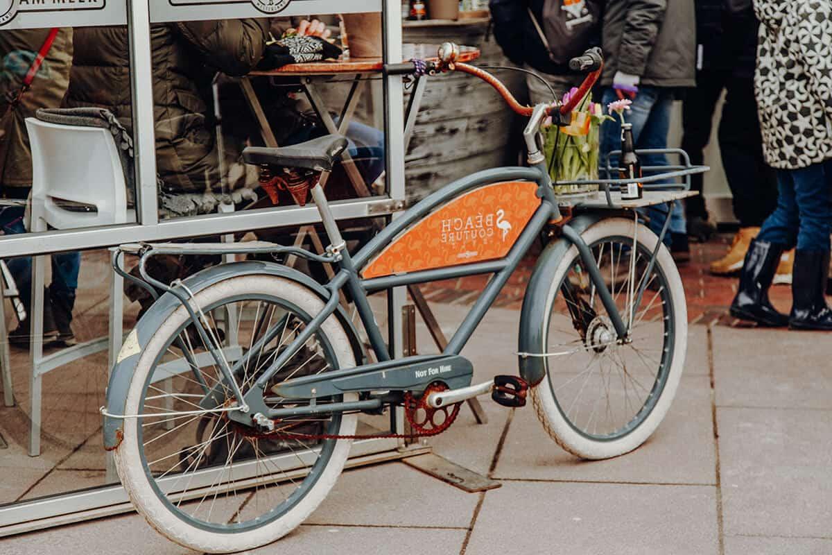 Crêperie am Meer Westerland Fahrrad