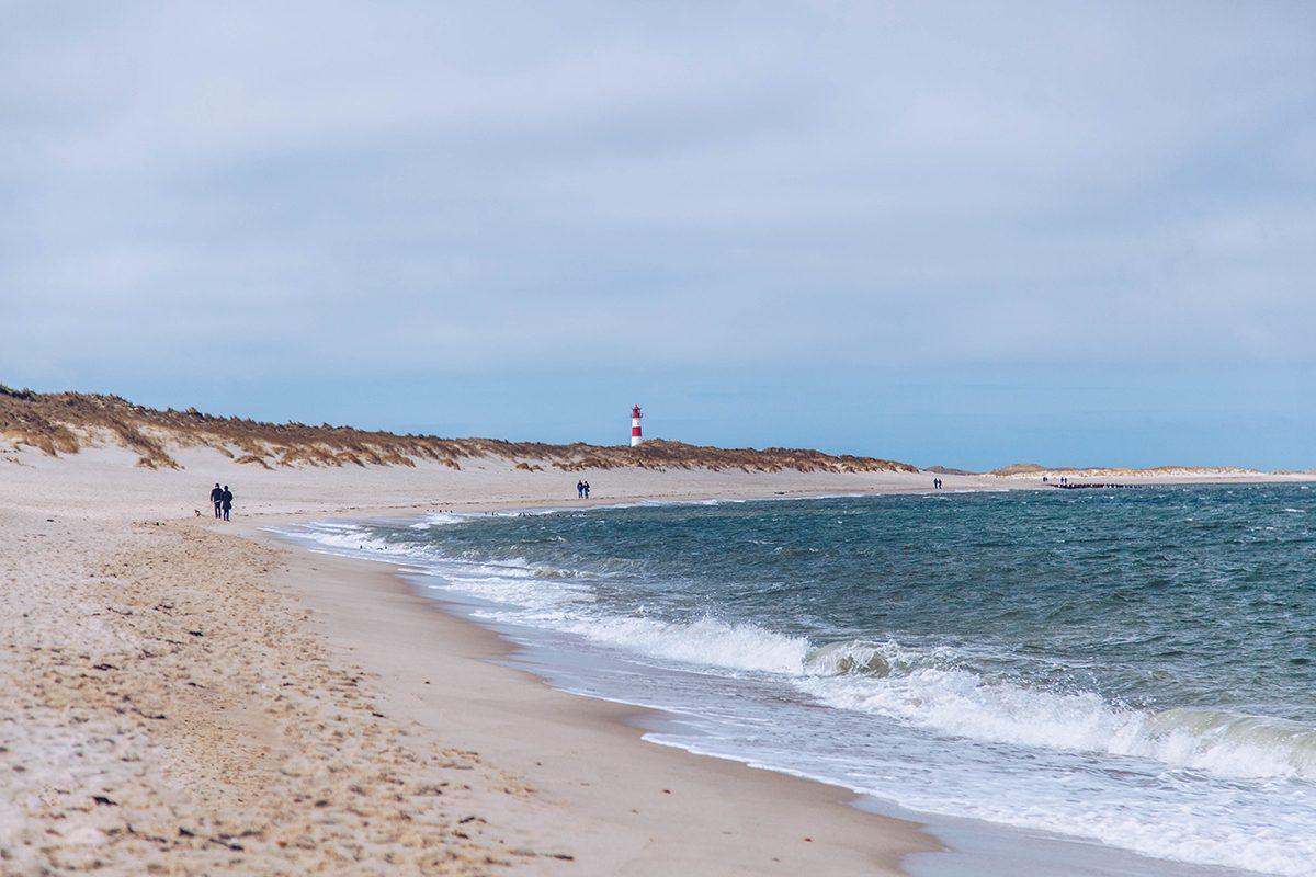Lieblingsplätze: Der Strand am Lister Ellenbogen