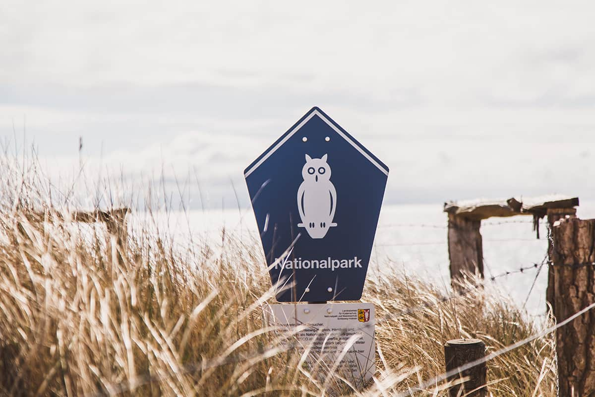 Lister Ellenbogen ist Teil des Nationalparks