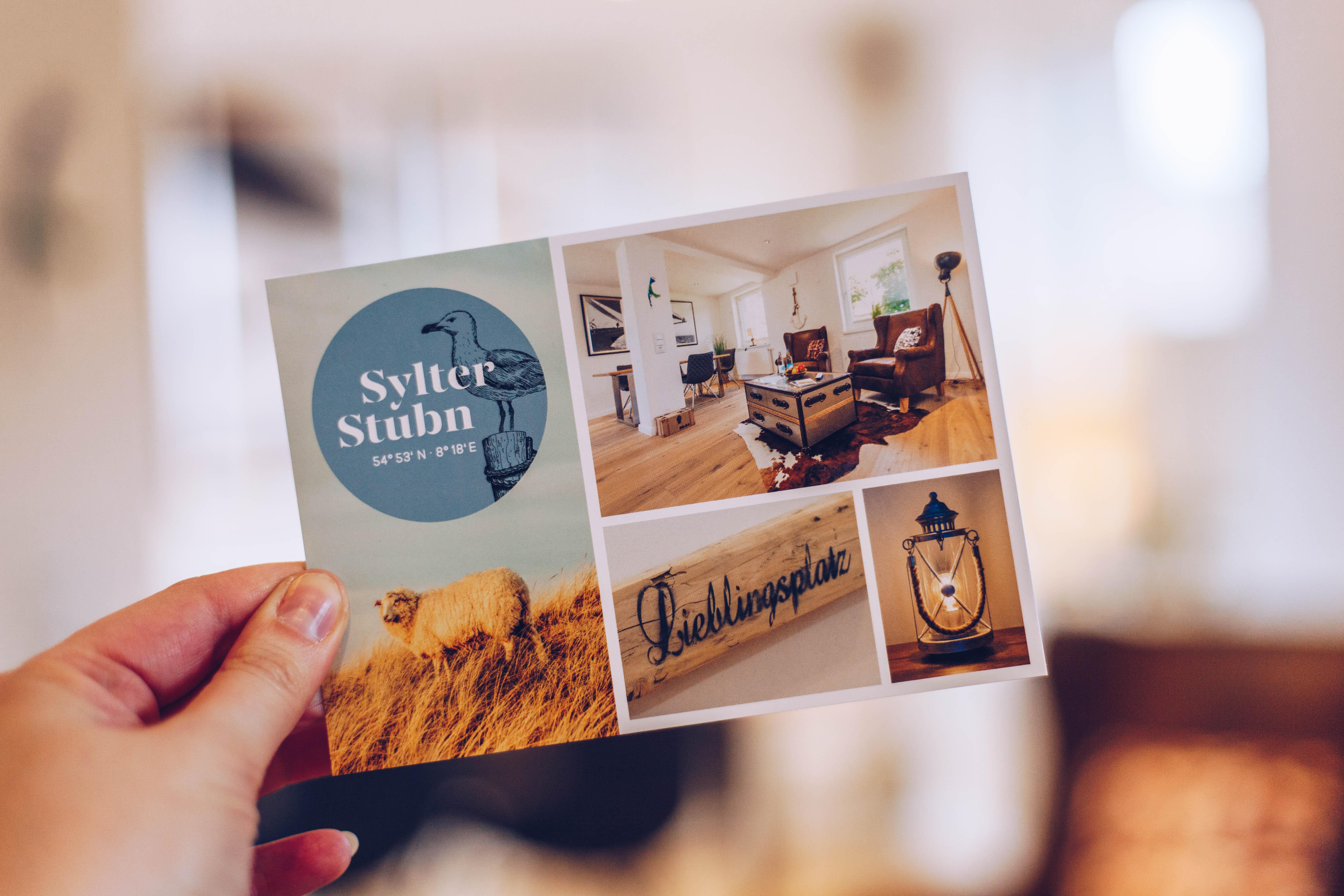 Ferienwohnung Sylter Stubn: Wohnen mit Liebe zum Detail