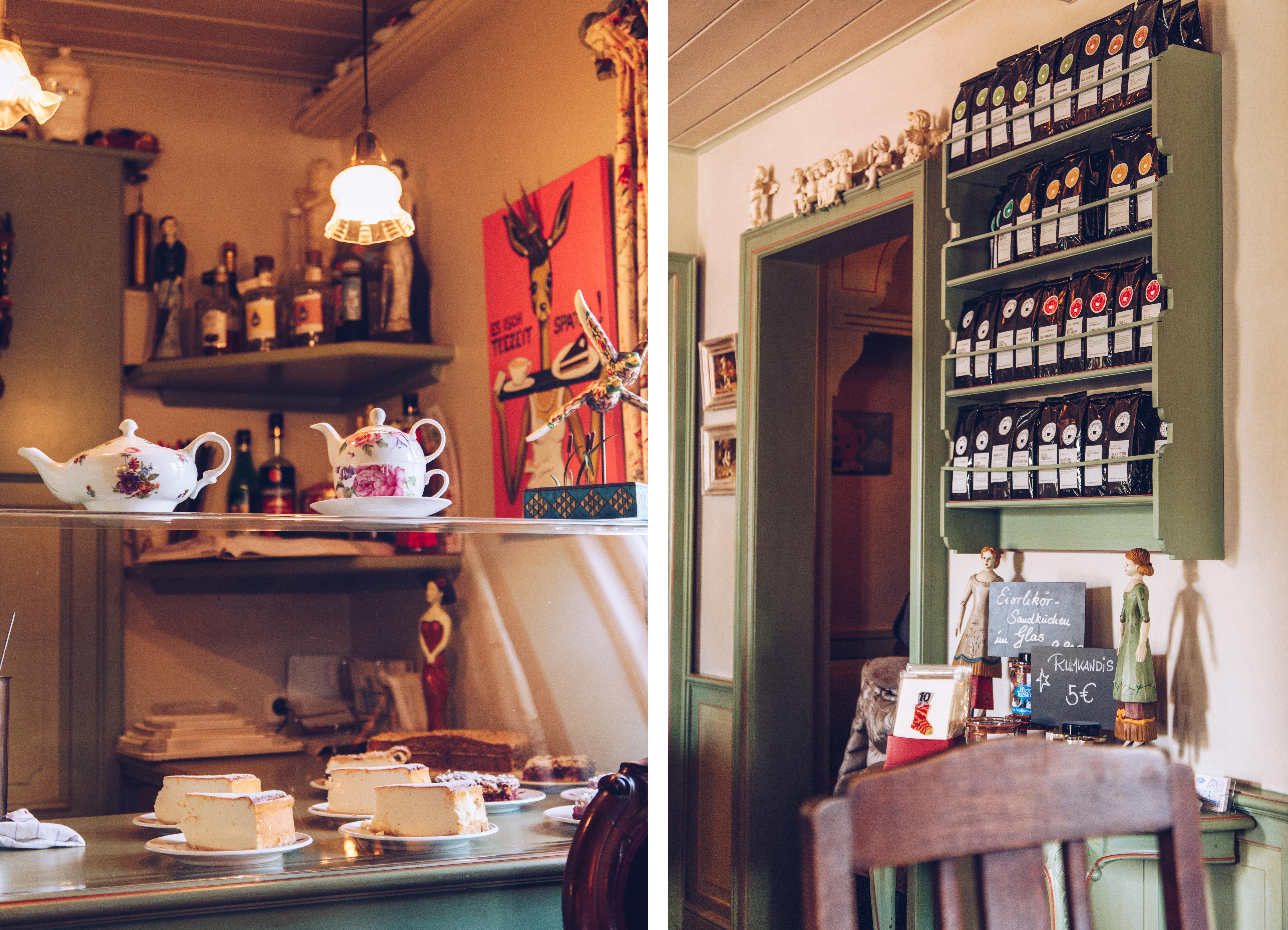 Kleine Teestube in Keitum