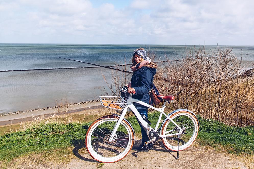 Der perfekte Junggesellinnenabschied auf Sylt: Fahrradtour