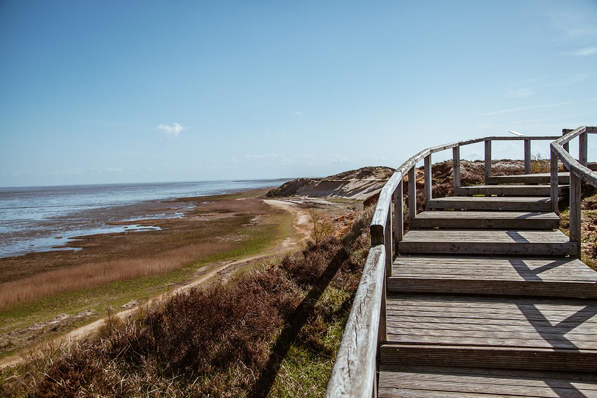 Lieblingsplätze: Ein Spaziergang am Morsum Kliff