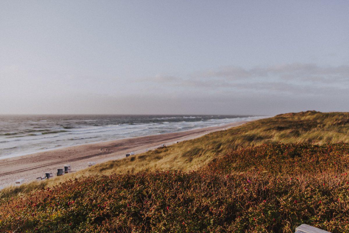 Sylt im Herbst: Impressionen aus Rantum