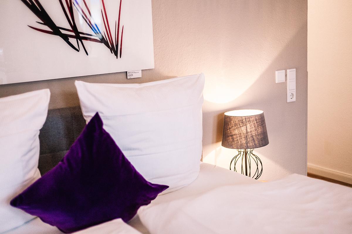 Boutique Hotel Villa Monika Westerland Sylt Suite Strandflieder