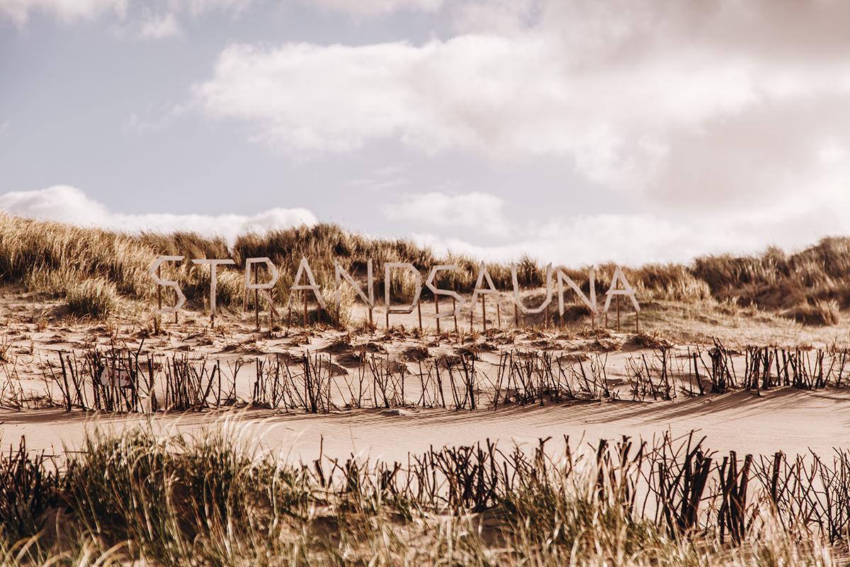 List auf Sylt Strandsauna