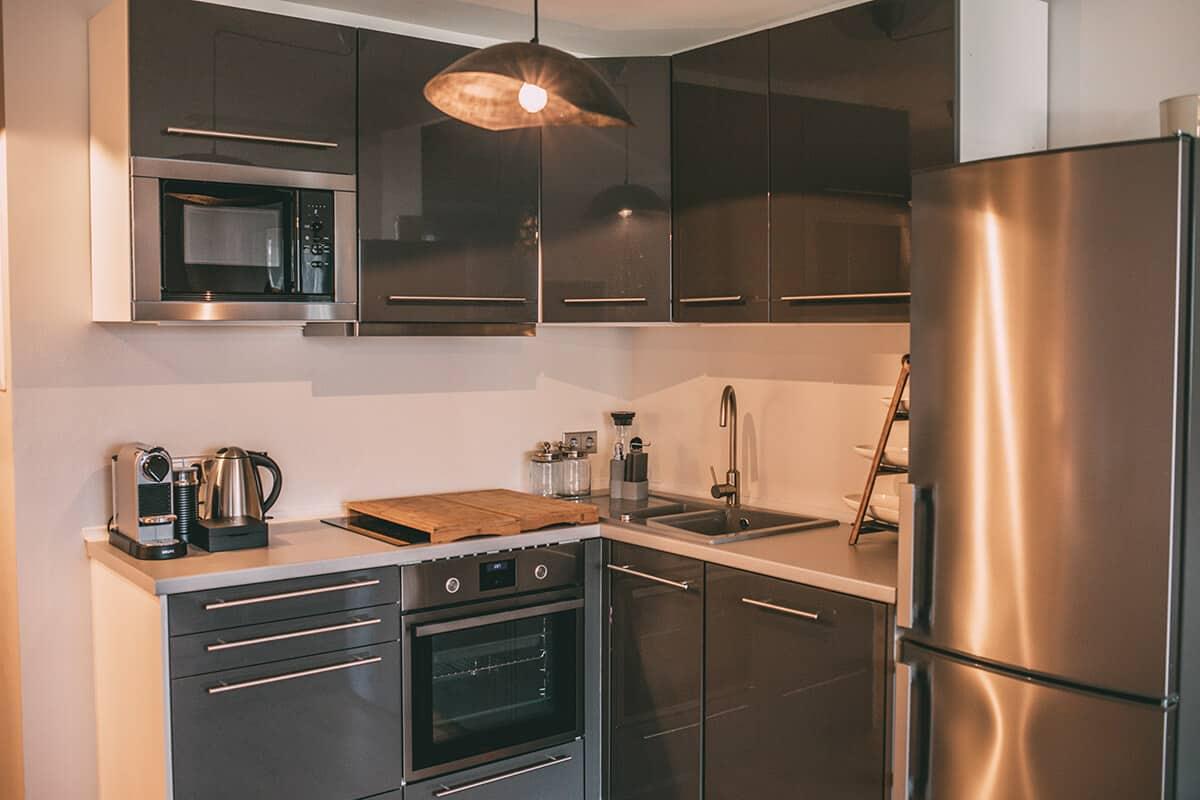 Das neue Boutique Hotel Villa Monika in Westerland auf Sylt: Appartement Inselliebe