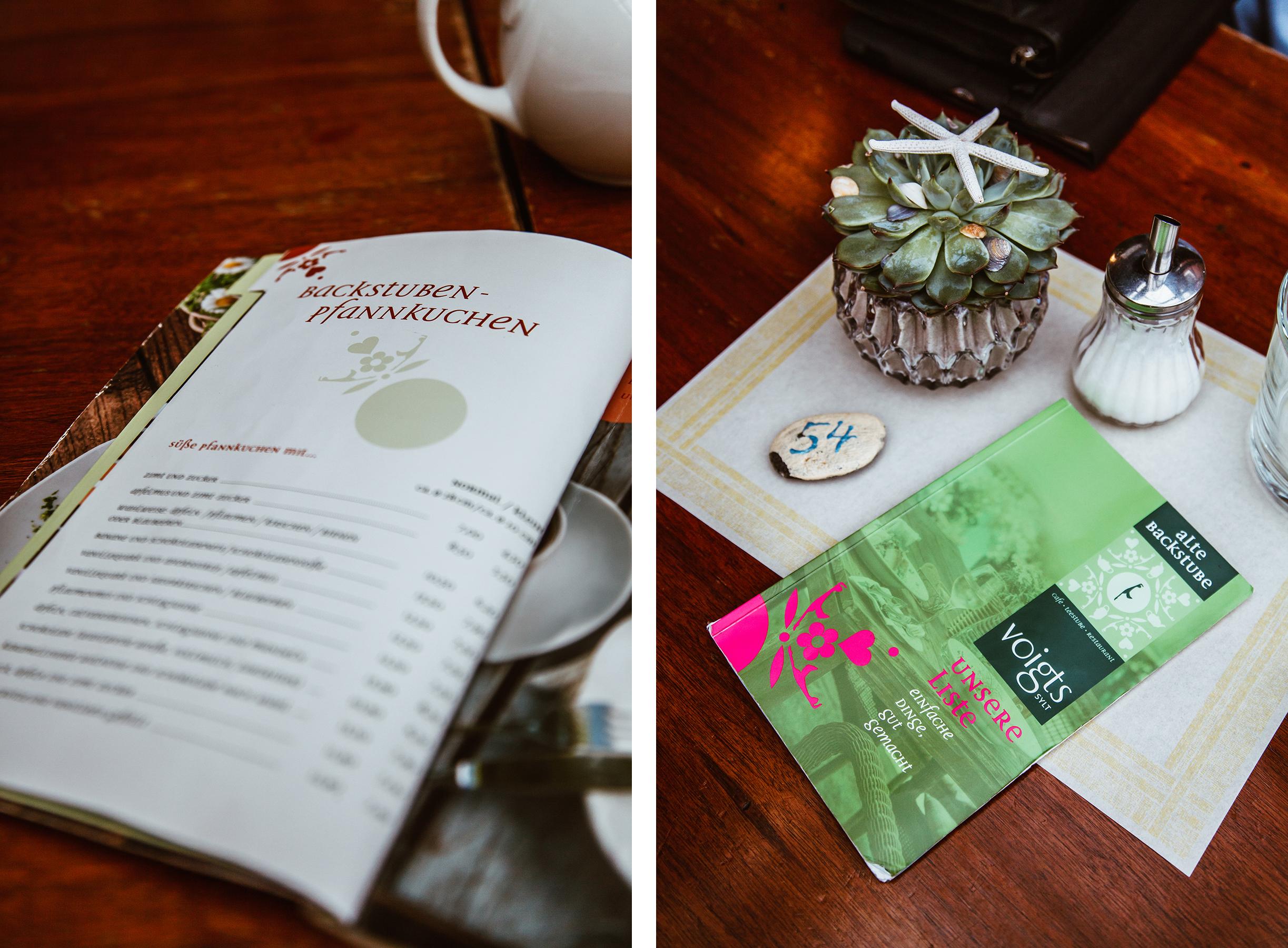 Voigts Alte Backstube in List: Entdecke das Café, Teestube & Restaurant