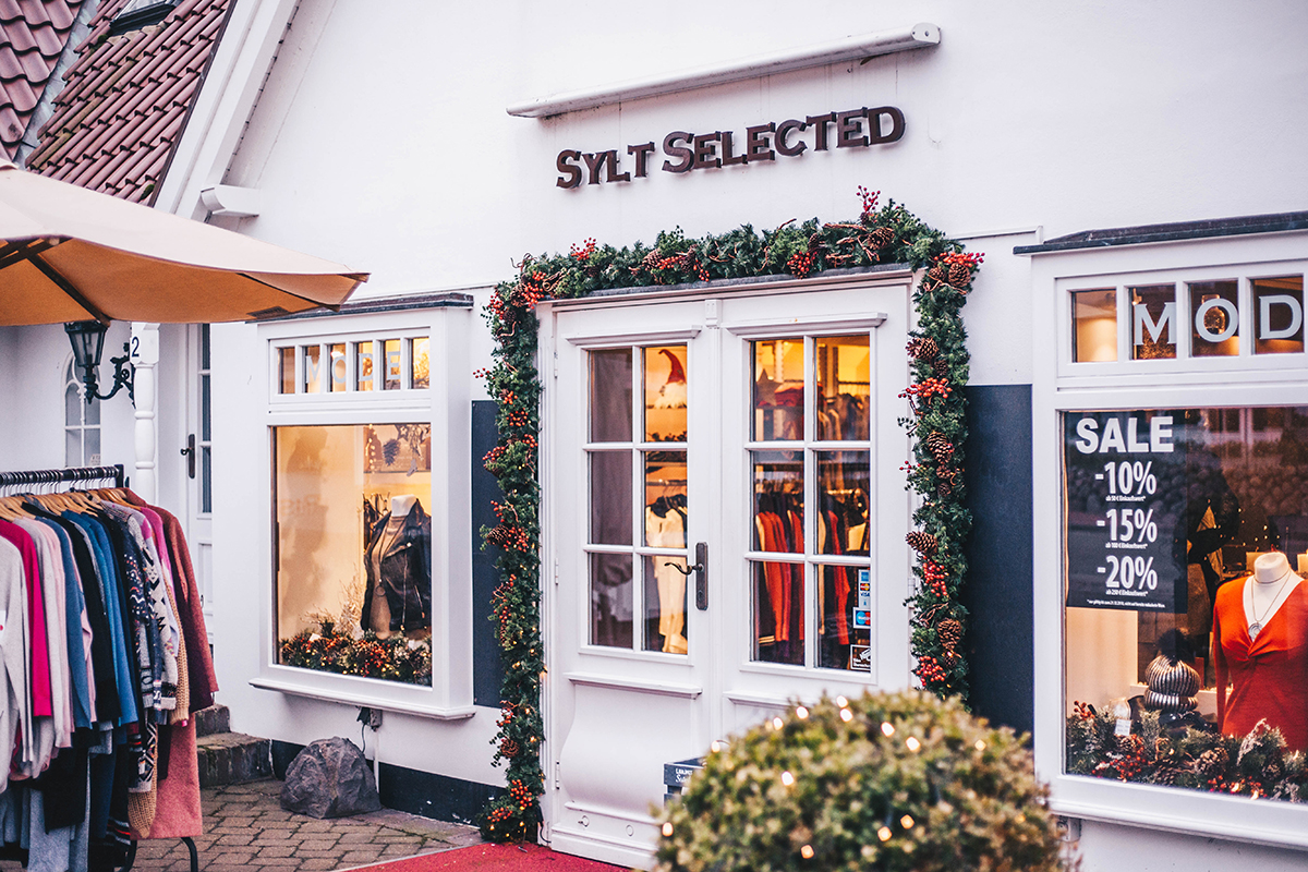 Sylt Selected: Modeladen in Keitum