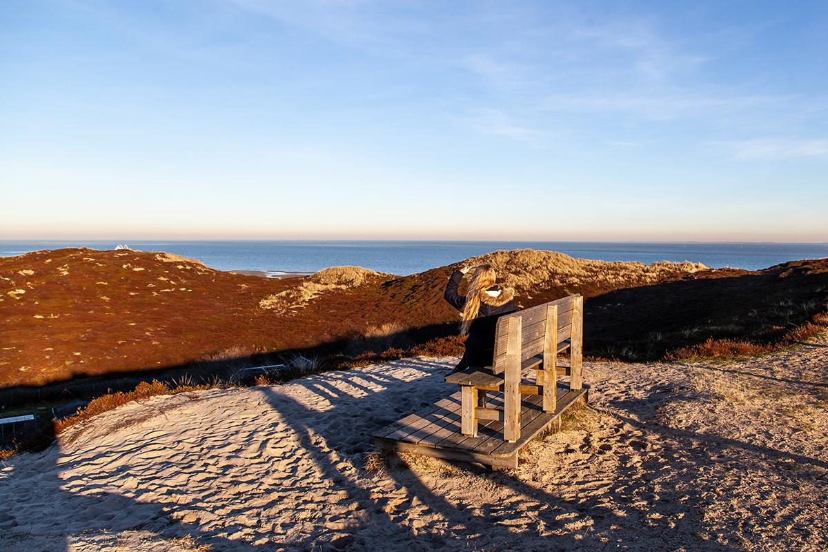 Aussichtspunkte auf Sylt: Möwennest Hörnum