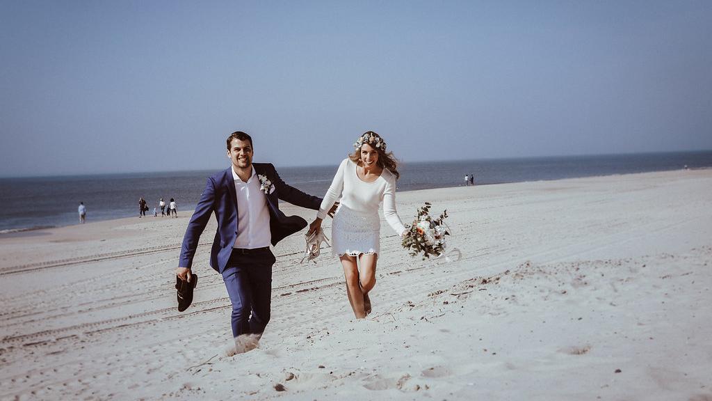 Heiraten auf Sylt: Erfahrung von Brautpaaren und Tipps für deine Hochzeit auf der Insel