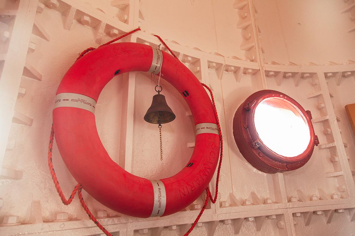Leuchtturmbesichtigung in Hörnum auf Sylt: Eine Leuchtturmführung mit Knud
