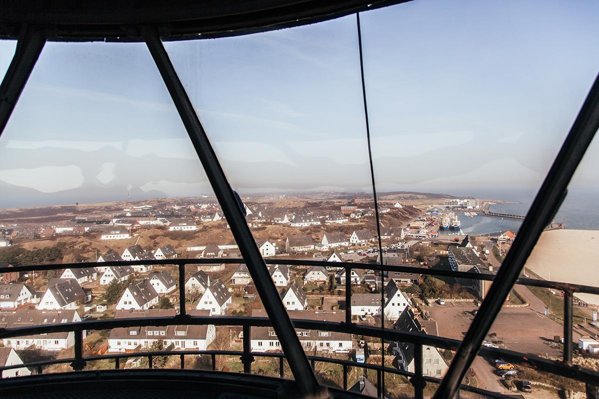 Leuchtturmbesichtigung in Hörnum: Eine Leuchtturmführung mit Knud
