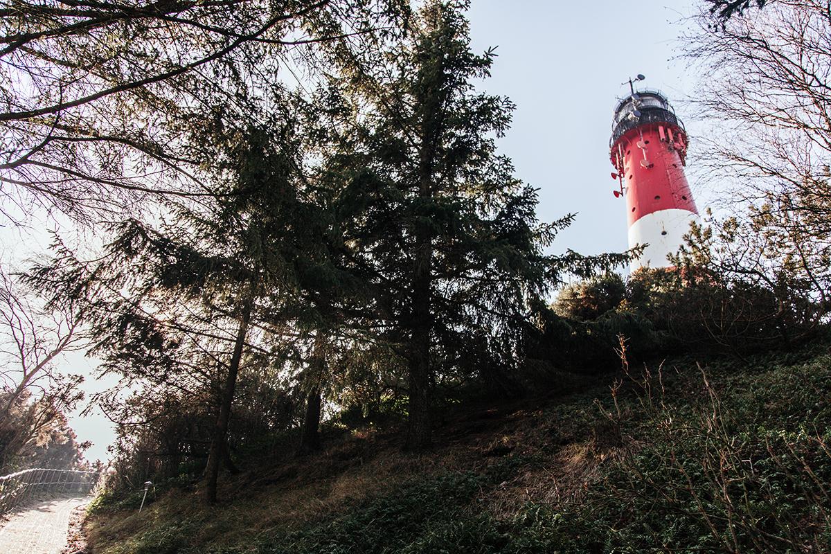Leuchtturmbesichtigung in Hörnum: Eine Führung mit Knud