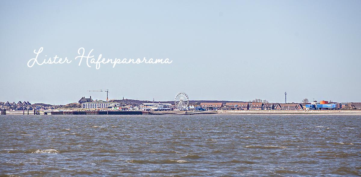List Hafen Panorama Schiff