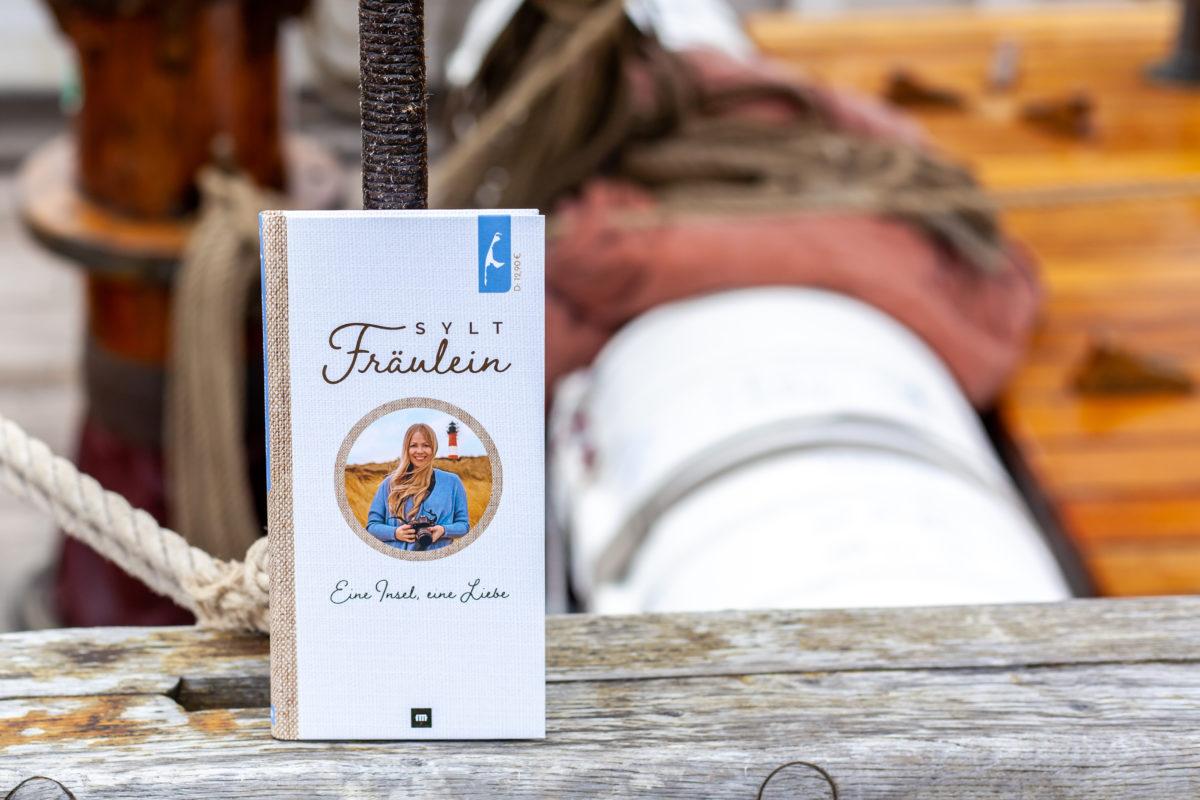 Das Sylt Fräulein Buch Reiseführer Pocket Guide