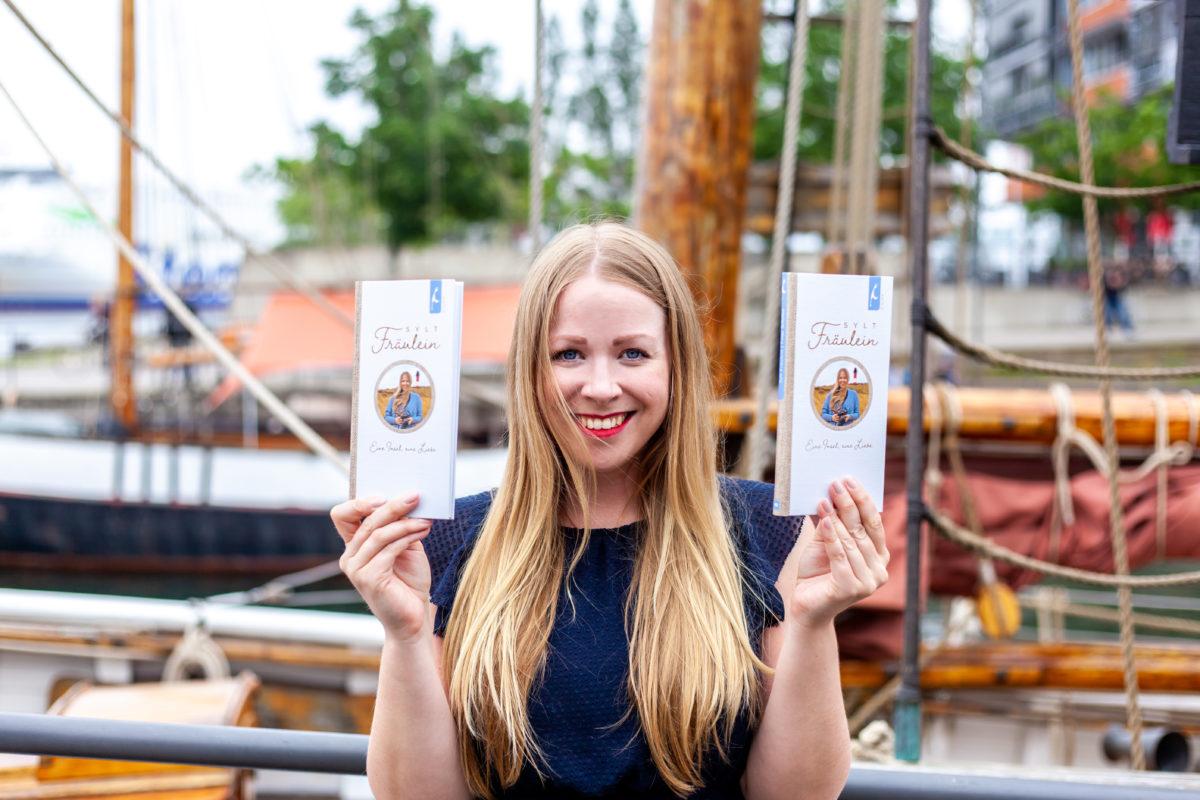 Das Sylt Fräulein Buch: Ab jetzt im Handel!