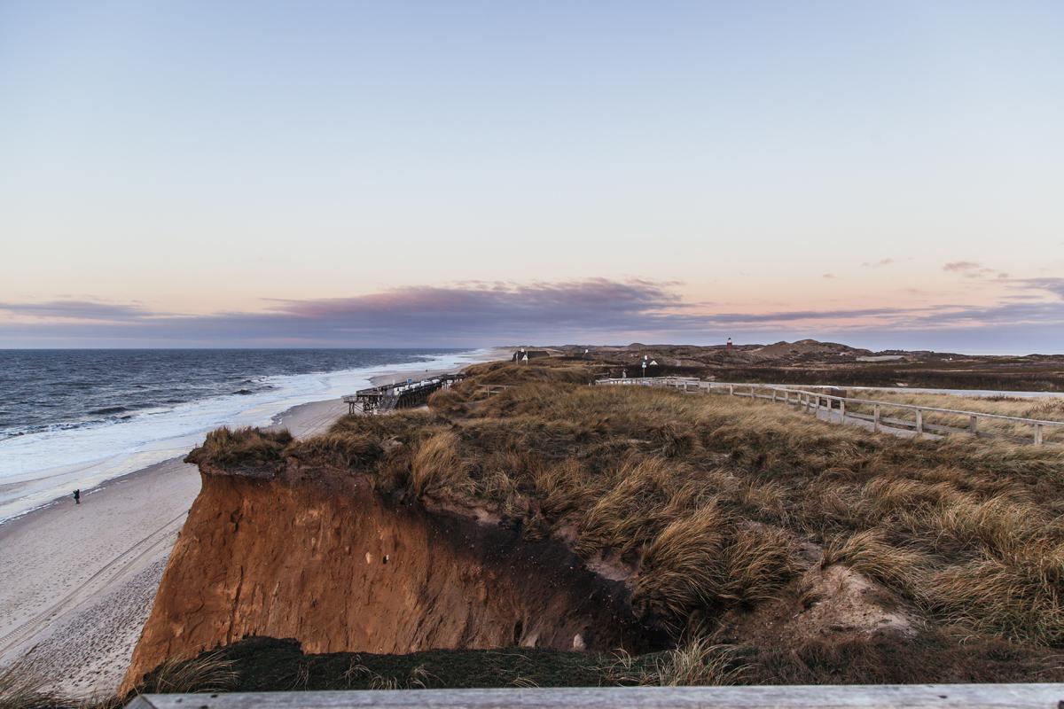 Lieblingsplätze auf Sylt: Bei Sonnenuntergang am Roten Kliff in Kampen