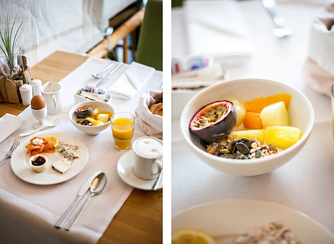 A-ROSA Sylt: Resort und Wellnesshotel in List auf Sylt: Frühstück