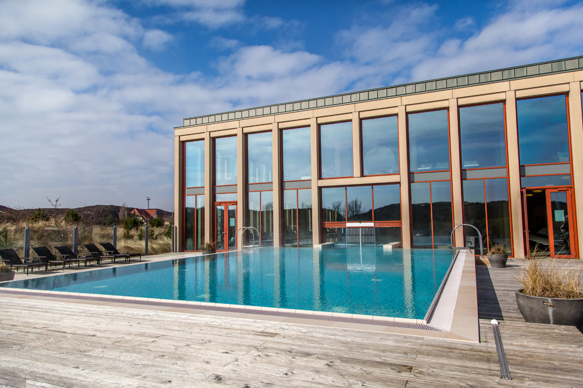 Arosa Sylt Spa Sparosa Pool