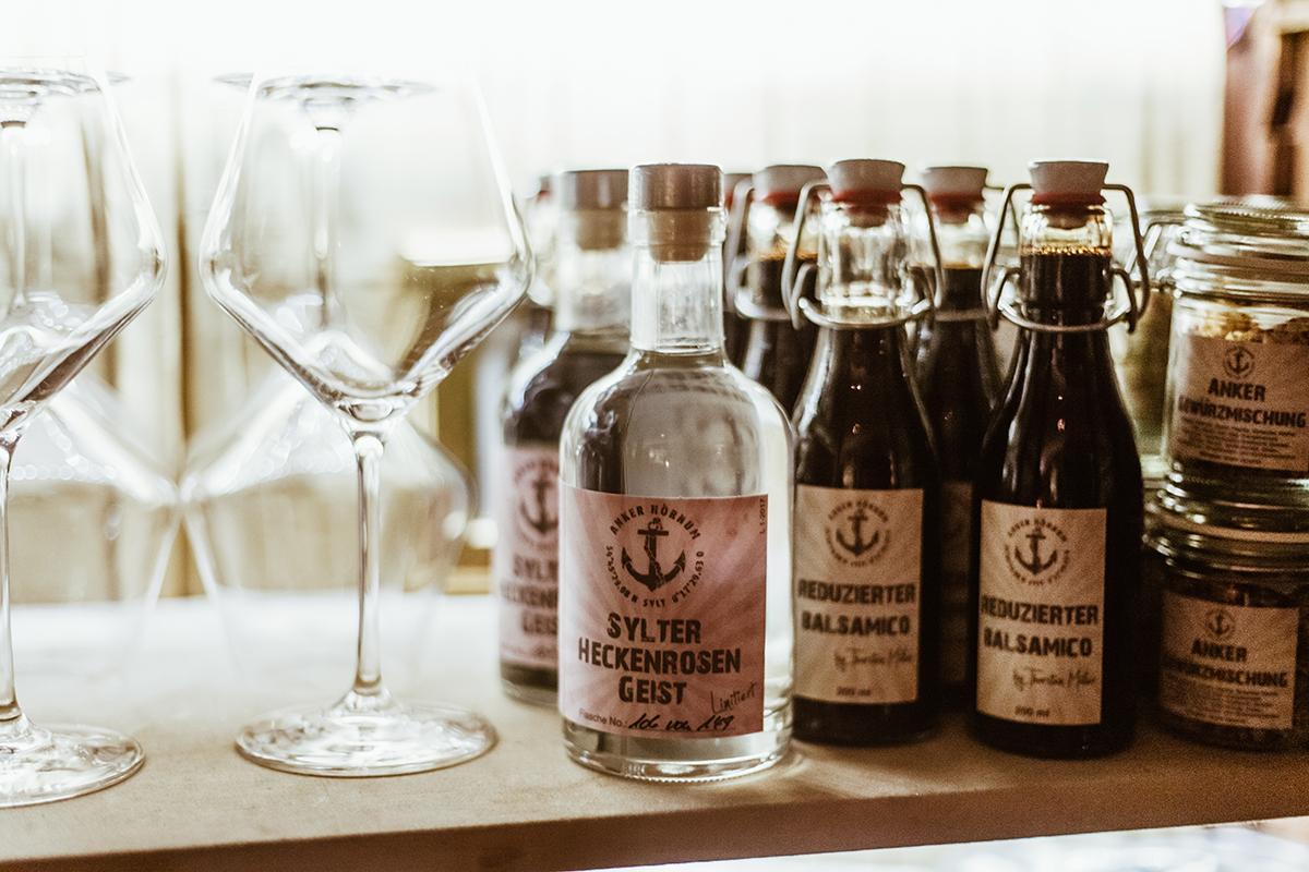 Restaurant Möller's Anker in Hörnum: Norddeutsche Küstenküche in maritimen Ambiente