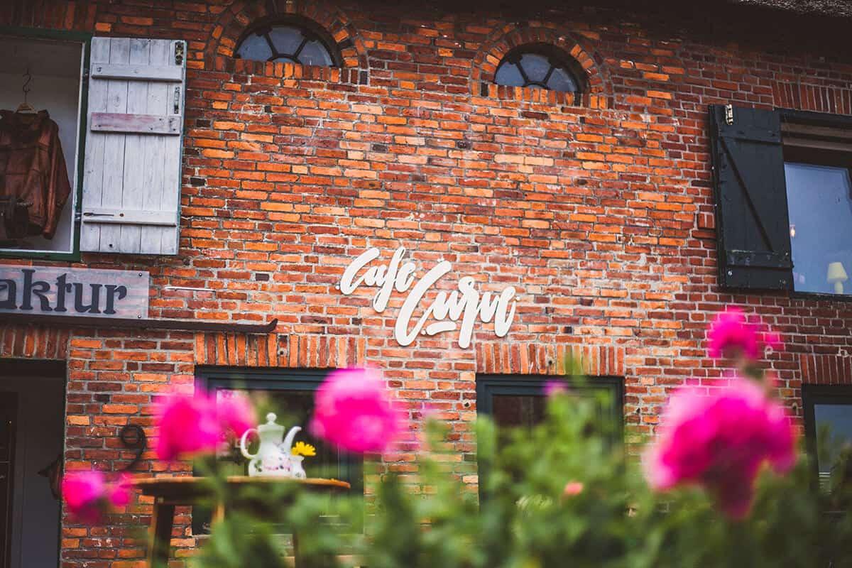 Neu auf Sylt: Kaffeekurve in Braderup