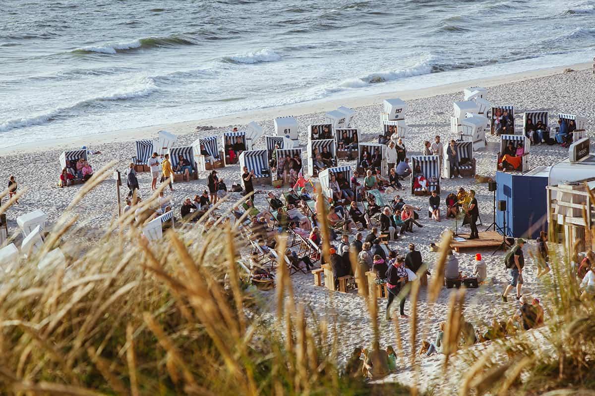 Kampen Beach Sounds Igor Landy