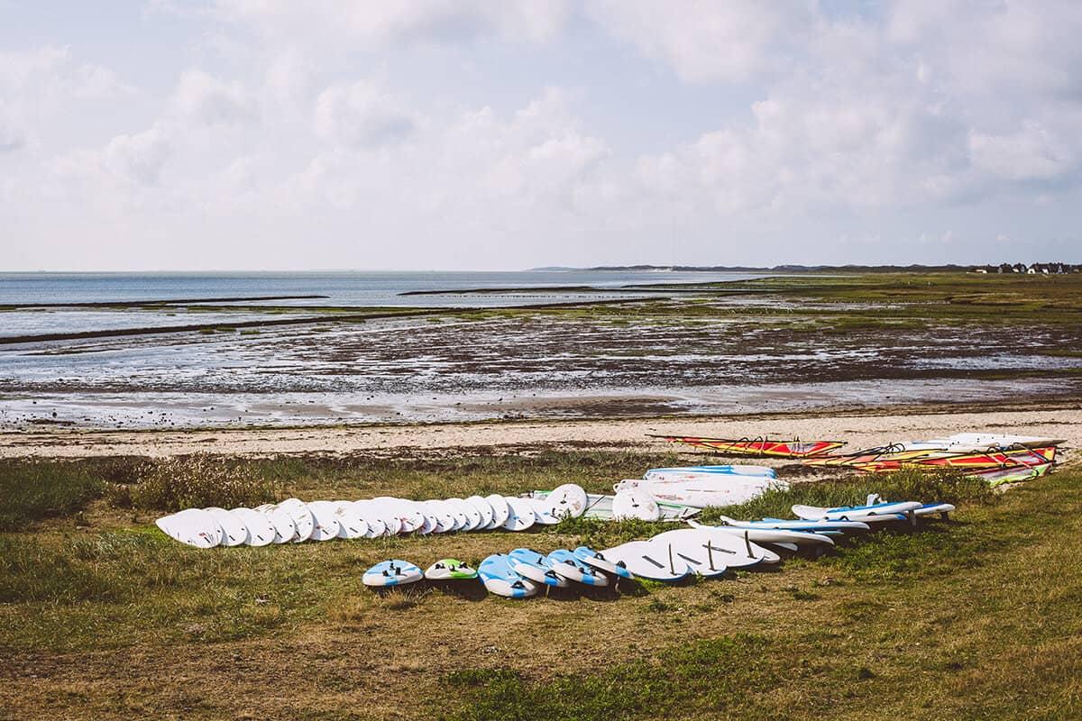 Rantum-Guide mit tollen Tipps: Surfspot Surfschule Südkap Surfing