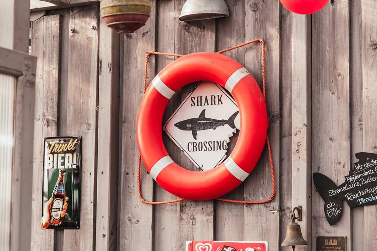Die besten Fischbrötchen auf Sylt: Hafenkiosk 24