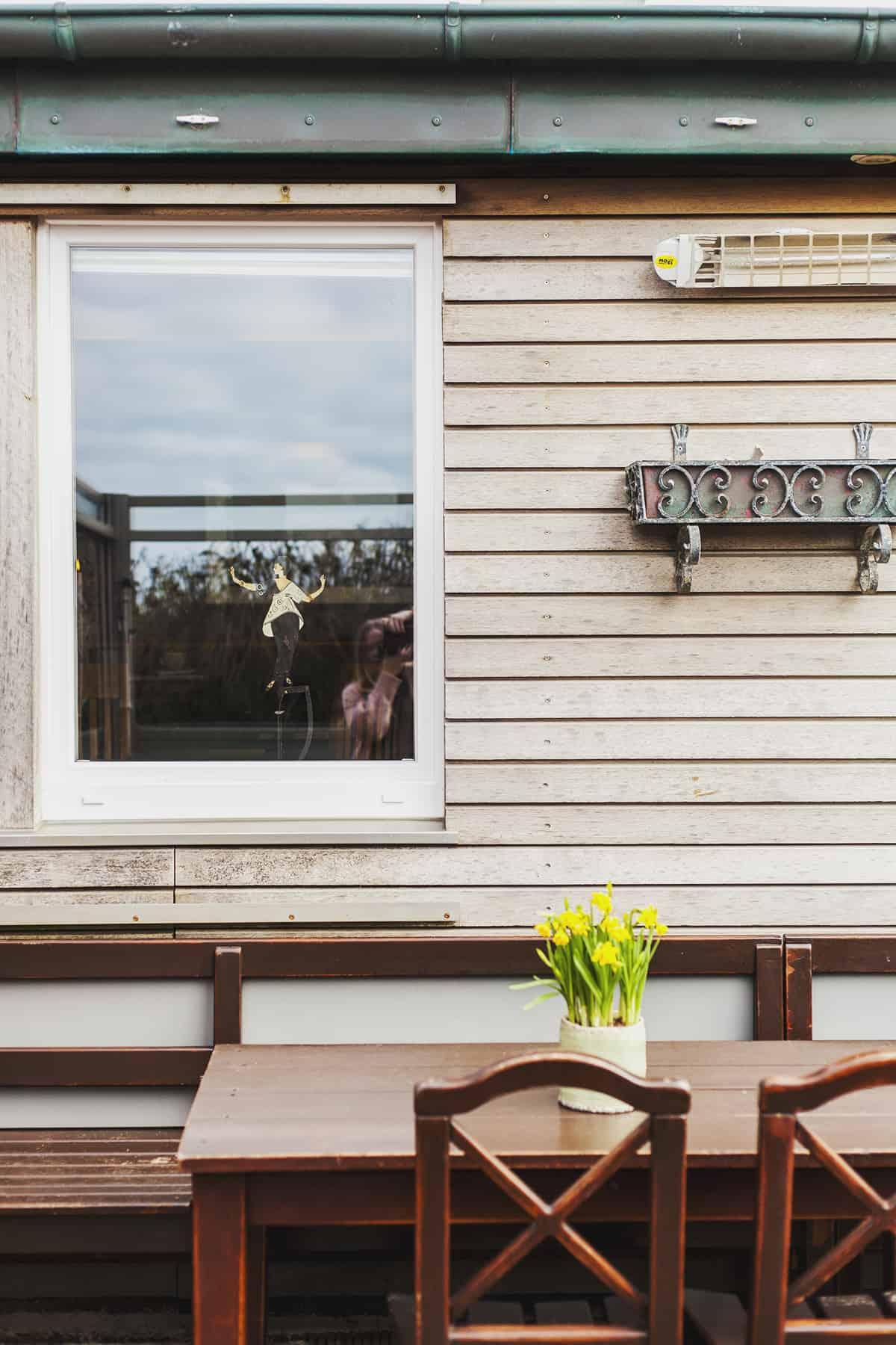 Strandrestaurant Samoa Seepferdchen Terrasse