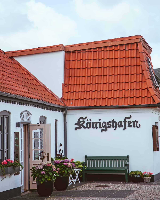 Restaurant Königshafen in List auf Sylt