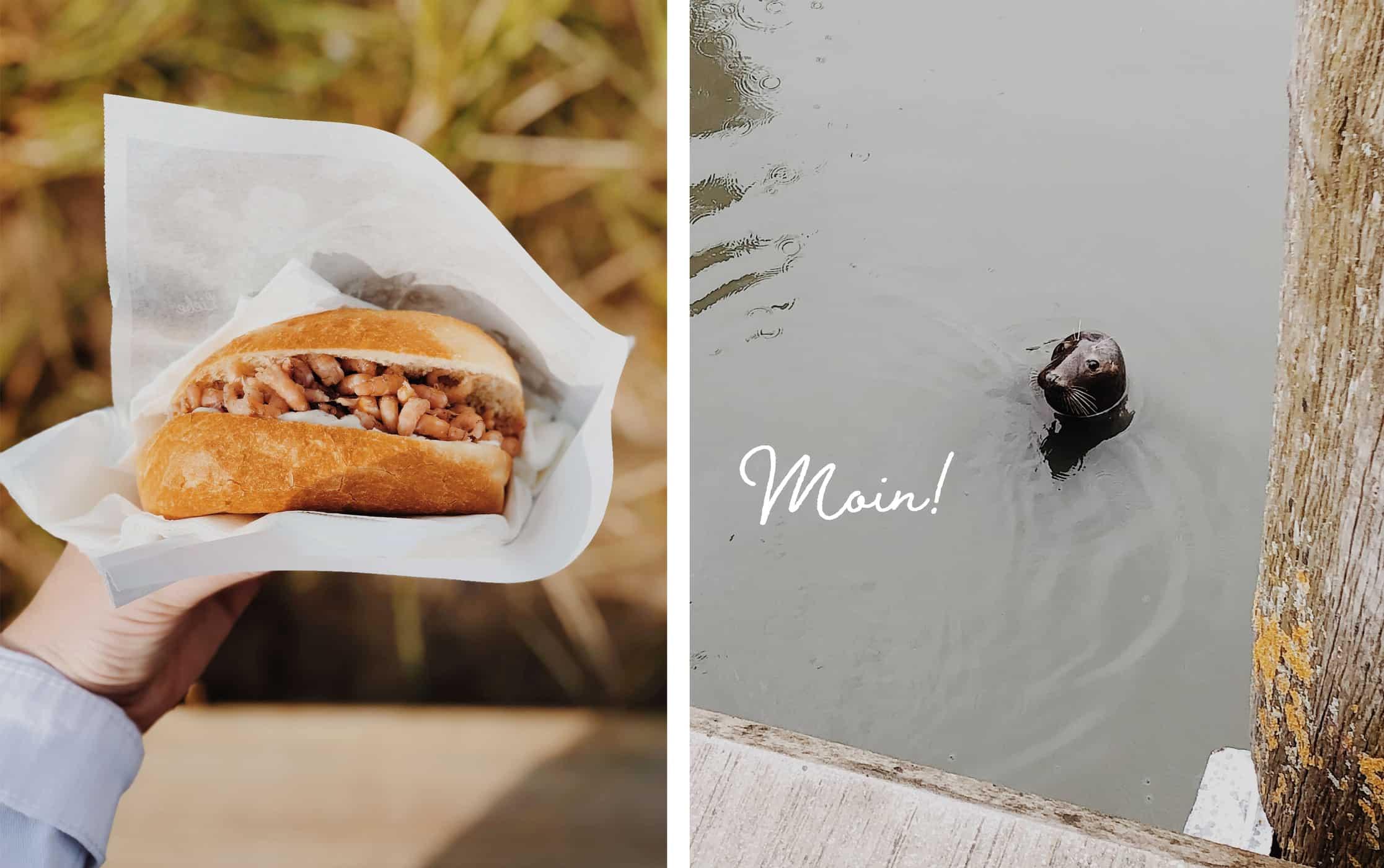 Die besten Fischbrötchen auf Sylt: Fisch Matthiesen