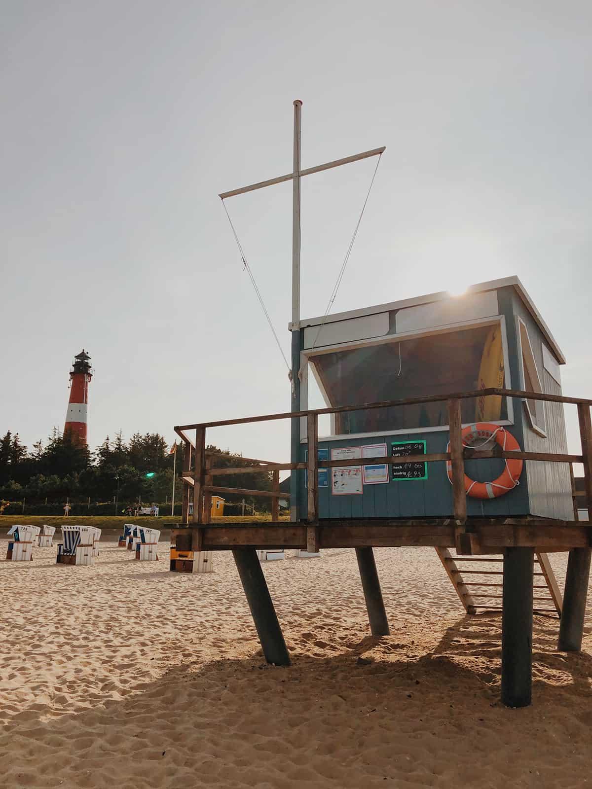 Hörnum Strand Sylt