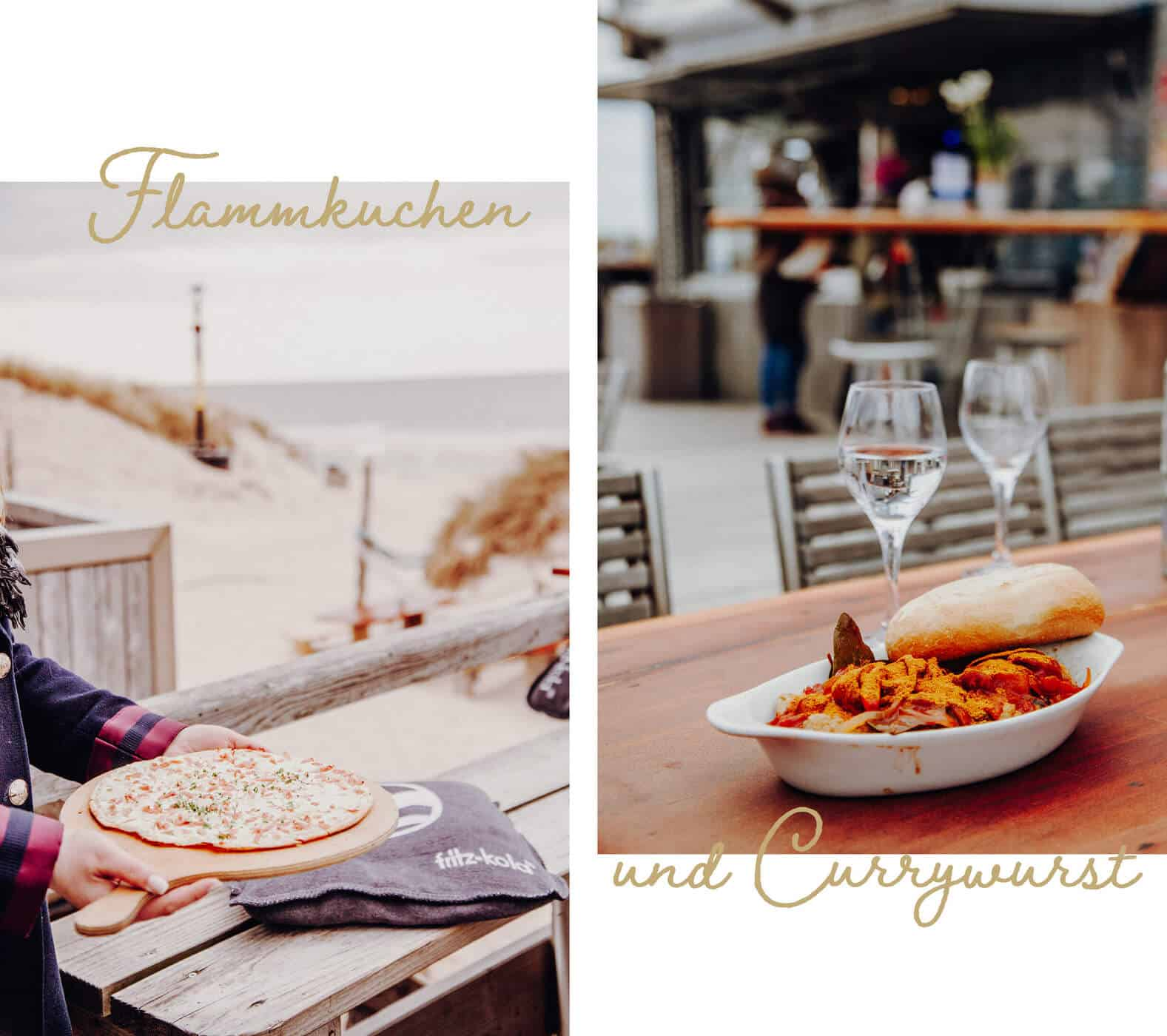 In wohl keiner Location kommen Urlaubsfeeling und Lebensfreude so geballt zusammen wie in der Buhne 16 in Kampen