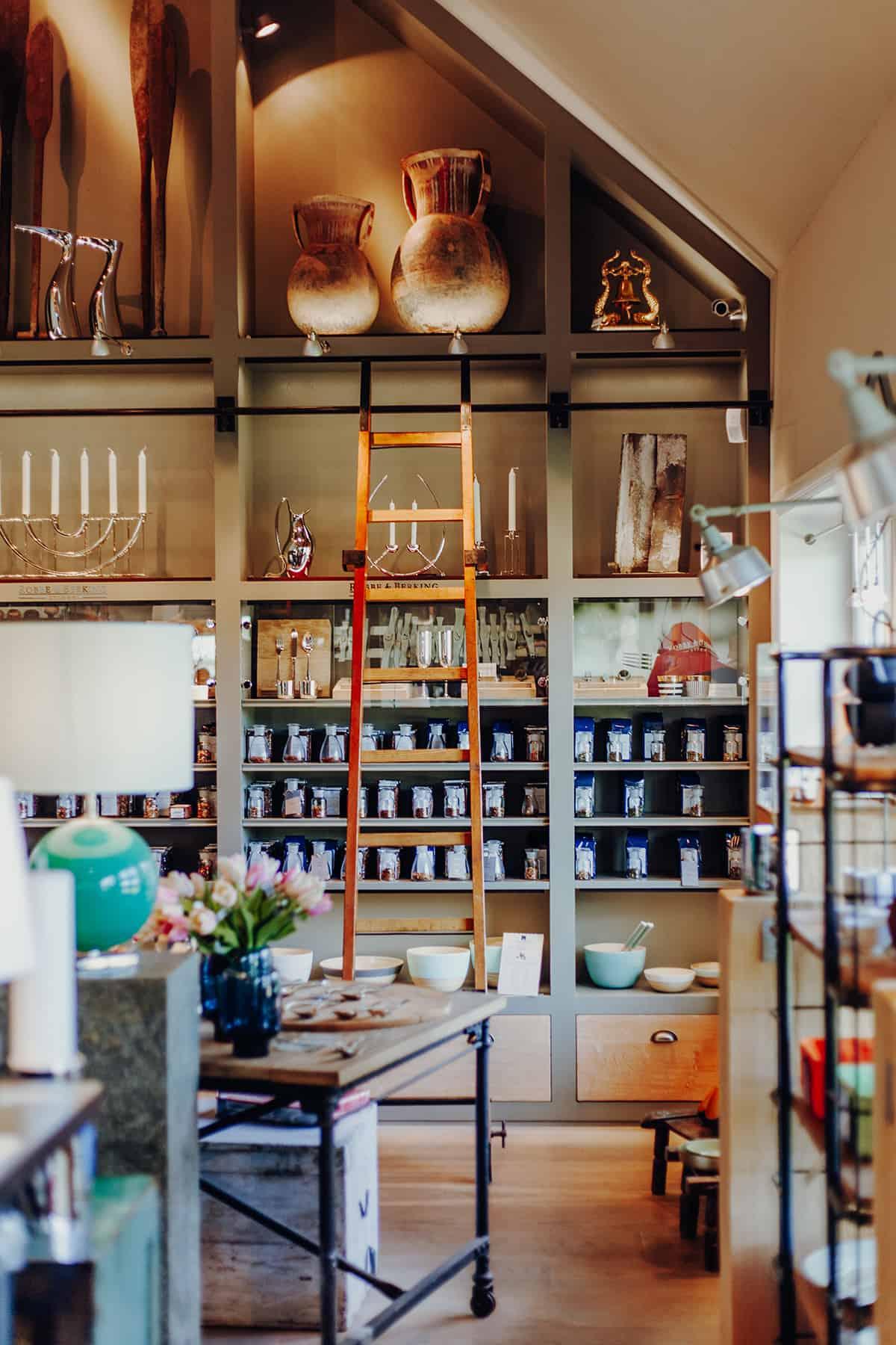 Teekontor Keitum Ladengeschäft