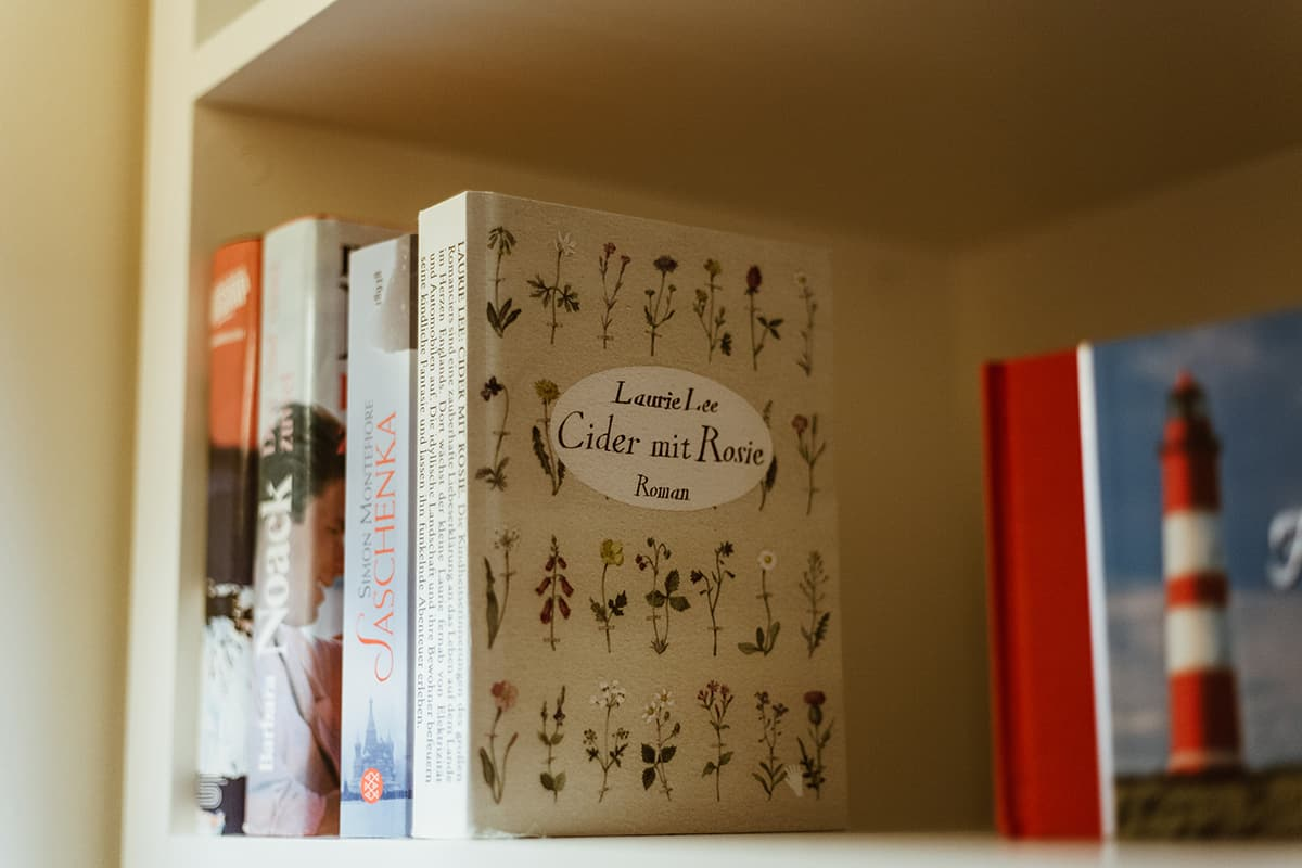 Buch Juniorsuite Kontorhaus Keitum