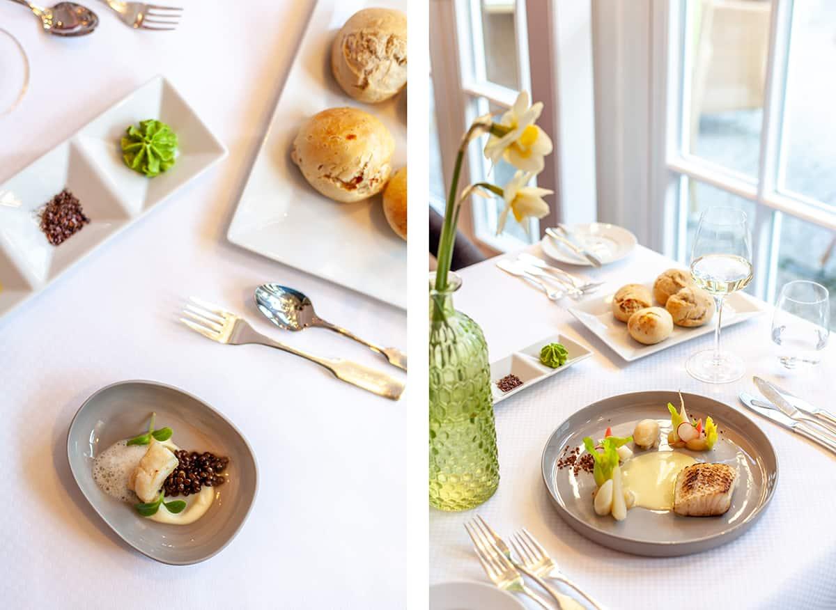 Benen-Diken-Hof Keitum Sylt: Hotel, Restaurant, Spa: Frühstück