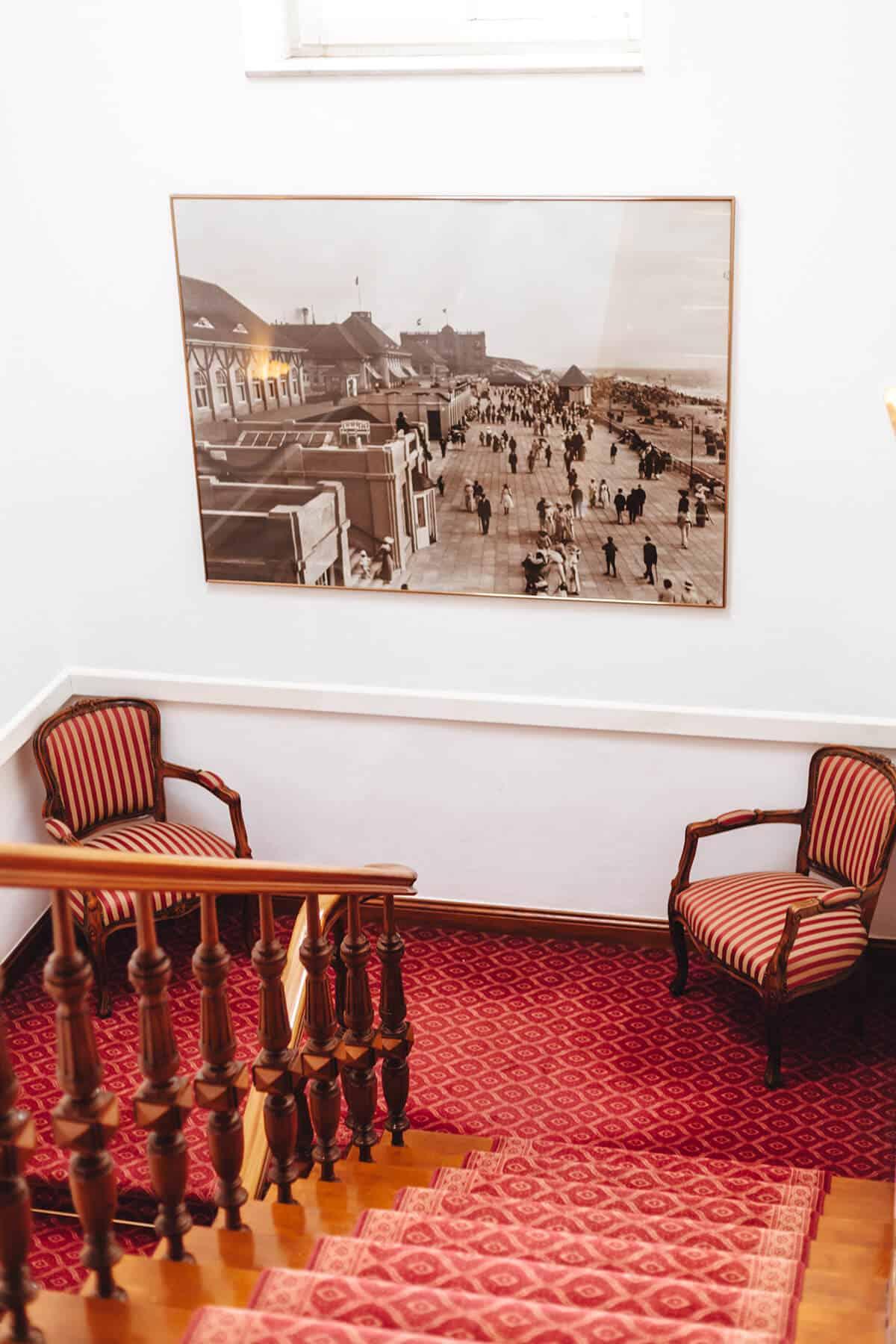 Die Geschichte des Hotel Miramar in Westerland auf Sylt