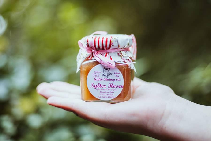 Sylt-MAri im Rosenglück: Apfel Chutney