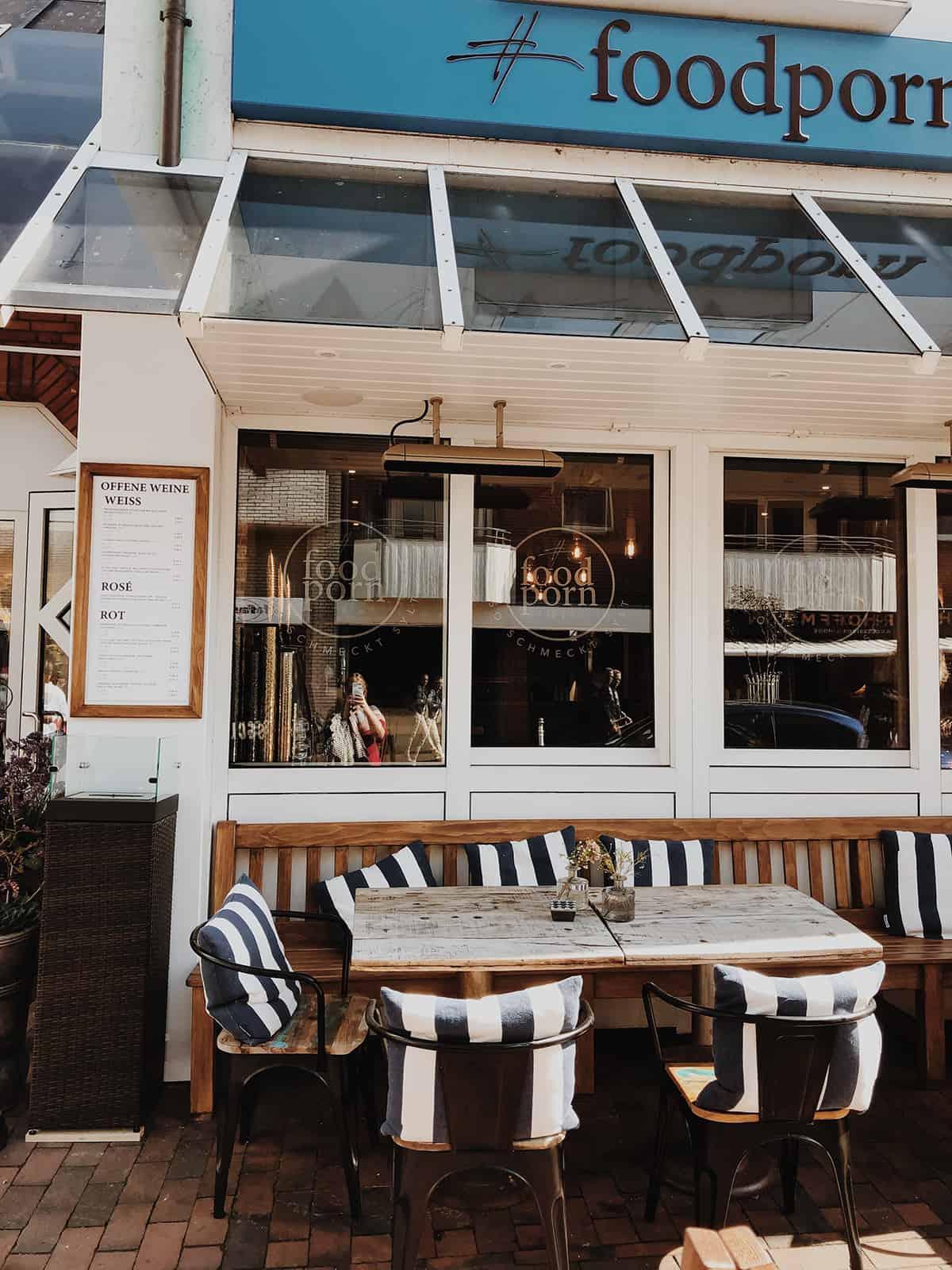 Sylt Westerland neues Restaurant Bistro #foodporn