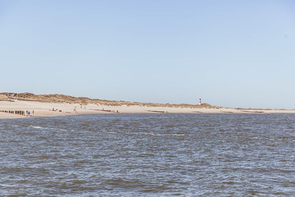 List Hafen Panorama Schiff Ellenbogen