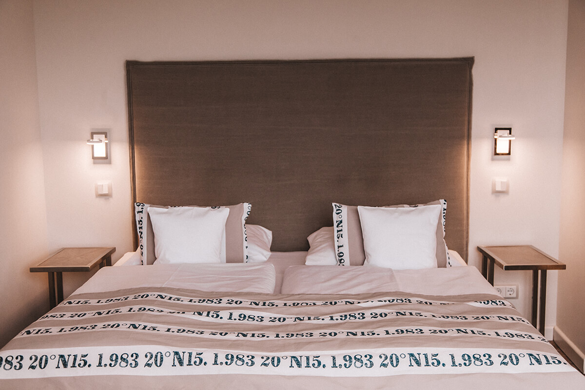 Hotel easy living List Doppelzimmer