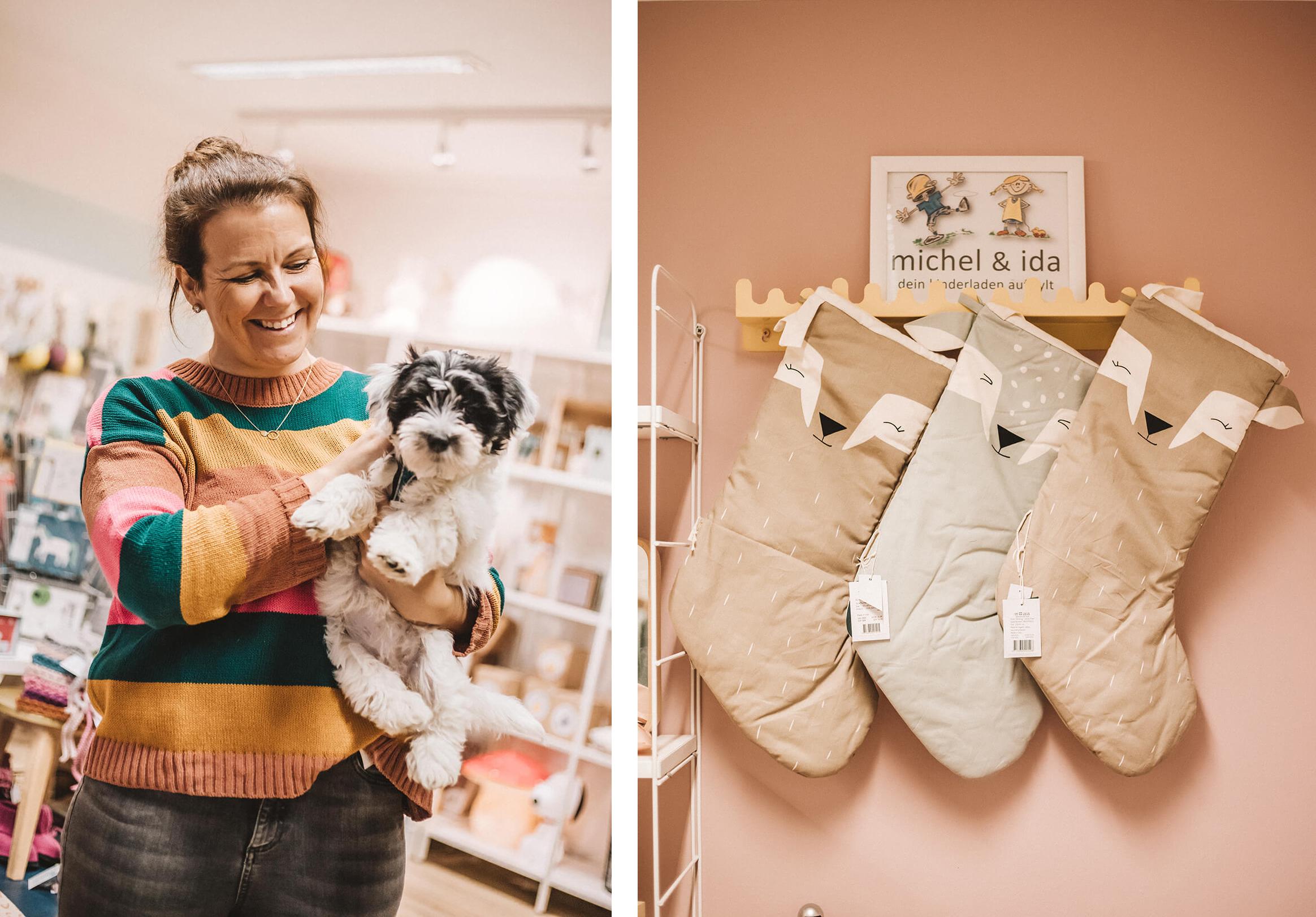 Sylt mit Kindern: kinderladen michel & Ida in Westerland